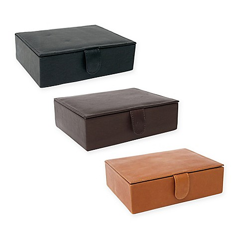image of Piel® Leather Gift Box