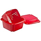 Hutzler 3-in-1 Berry Box in Red