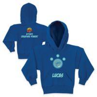 Wild Kratts™ Kangaroo Size 6/8 Pullover Hoodie in Blue