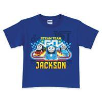 Thomas & Friends™ Steam Team Size 4T T-Shirt in Blue