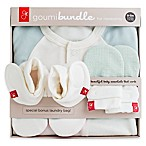 goumikids 3-Piece Newborn Bundle in Aqua
