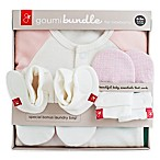 goumikids 3-Piece Newborn Bundle in Pink