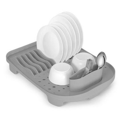 Amazing Bonita Aira Dish Rack In Grey