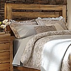 Willow King Slat Headboard in Distressed Pine