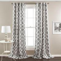 Buy Grey Curtain Panels Bed Bath Beyond