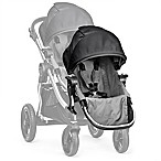 Baby Jogger® City Select® Second Seat Kit in Black/Grey