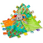 Taggies™ Little Leaf Grey Elephant Character Blanket