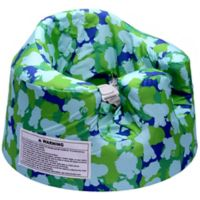 Bumbo Floor Seat Cover in Green Camo