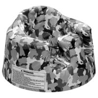 Bumbo Floor Seat Cover in Grey Camo
