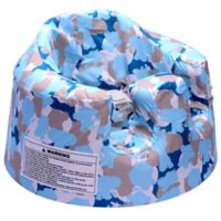Bumbo Floor Seat Cover in Blue Camo