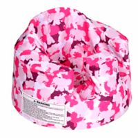 Bumbo Floor Seat Cover in Pink Camo