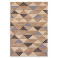 Surya Aere Geometric 5-Foot x 7-Foot 6-Inch Area Rug in Cream