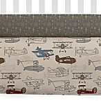 Lolli Living™ by Living Textiles Aeroplanes Crib Skirt