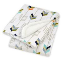 Just Born® Advenutre Arrows Plush Blanket