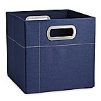 JJ Cole® 11-Inch Storage Box in in Navy