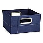 JJ Cole® 6.5-Inch Storage Box in in Navy