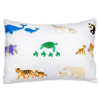 Olive Kids™ Endangered Animals Toddler Pillowcase