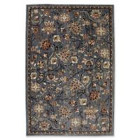 American Rug Craftsmen Dryden Emerson 5-Foot 3-Inch x 7-Foot 10-Inch Area Rug in Abyss Blue