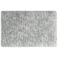 Vista Living Sophia Shag 2-Foot 3-Inch x 3-Foot 9-Inch Accent Rug in Grey