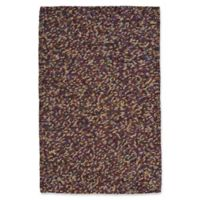 Capel Stoney Creek Rectangular Knotted 5-Foot x 8-Foot Area Rug in Purple