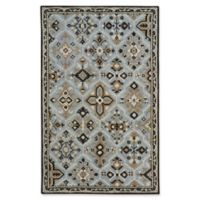 Capel Mountain Home 5-Foot x 8-Foot Area Rug in Blue