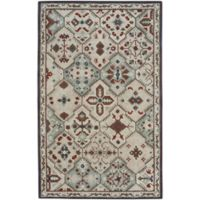 Capel Mountain Home 7-Foot x 9-Foot Area Rug in Beige