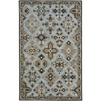 Capel Mountain Home 7-Foot x 9-Foot Area Rug in Blue