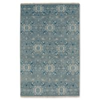 Capel Rugs Inspirit 5-Foot x 8-Foot Area Rug in Grey/Blue