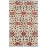 Capel Rugs Inspirit 3-Foot 6-Inch x 5-Foot 6-Inch Accent Rug in Sunrise/Multi