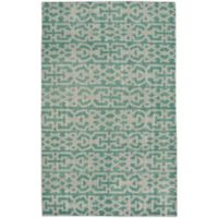 Capel Rugs Classic Keeneland 9-Foot x 12-Foot Area Rug in Green
