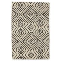 Capel Rugs Fortress Nomad 5-Foot x 8-Foot Area Rug in Beige