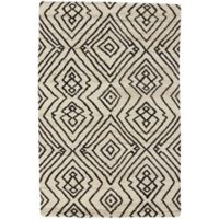 Capel Rugs Fortress Nomad 7-Foot x 9-Foot Area Rug in Beige