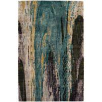 Capel Rugs Specter-Illusion Multicolor 8-Foot x 11-Foot Area Rug