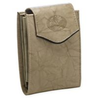 Buxton® Heiress Convertible Billfold in Taupe