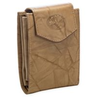 Buxton® Heiress Convertible Billfold in Tobacco