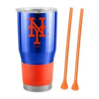 MLB New York Mets 30 oz. Ultra Tumbler with Straws