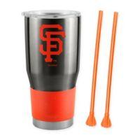 MLB San Francisco Giants 30 oz. Ultra Tumbler with Straws