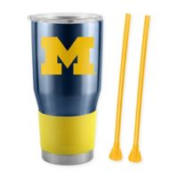 University of Michigan 30 oz. Stainless Steel Ultra Tumbler