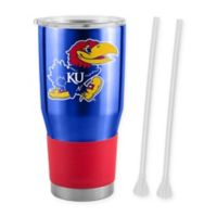 University of Kansas 30 oz. Stainless Steel Ultra Tumbler
