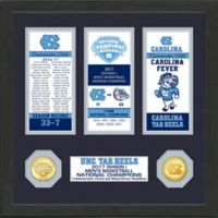 University of North Carolina 2017 NCAA Champions Ticket Collection