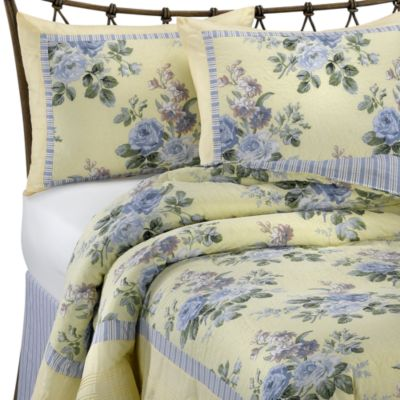 Buy Blue Yellow Twin Comforter Sets From Bed Bath Amp Beyond