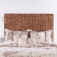 Palmetto Home Panama Jack Driftwood Collection Banana Coffee Full/Queen Headboard