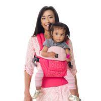 Líllébaby® Complete™ Embossed Luxe Baby Carrier in Pink