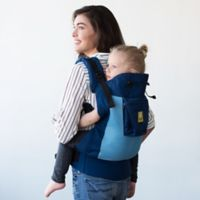 Líllébaby® Carryon Airflow Toddler Carrier in Blue Aqua