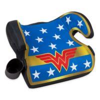 KidsEmbrace DC Comics Wonder Woman Backless Booster Car Seat
