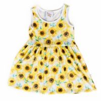 Pickles N' Roses™ Size 6-12M Sunflower Day Dress
