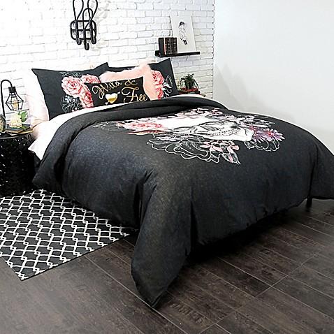 Bed Bath Beyond Sugar Skull Comforter