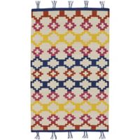 Capel Rugs Genevieve Gorder Hyland 7-Foot x 9-Foot Multicolor Area Rug