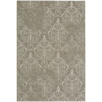 Capel Rugs Elsinore Heirloom 7-Foot 10-Inch x 11-Foot Area Rug in Beige
