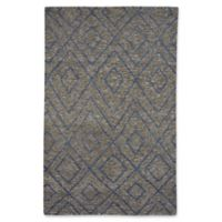 Capel Rugs Fortress Jewel 7-Foot x 9-Foot Area Rug in Grey